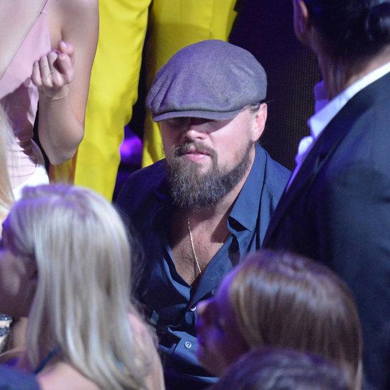 Leonardo DiCaprio at Cannes 2015