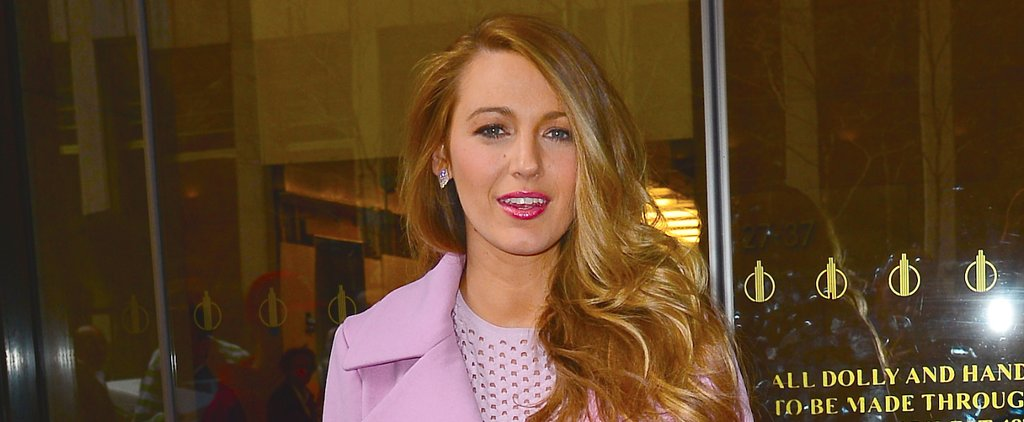 Could a Blake Lively Fashion Line Be in the Works?