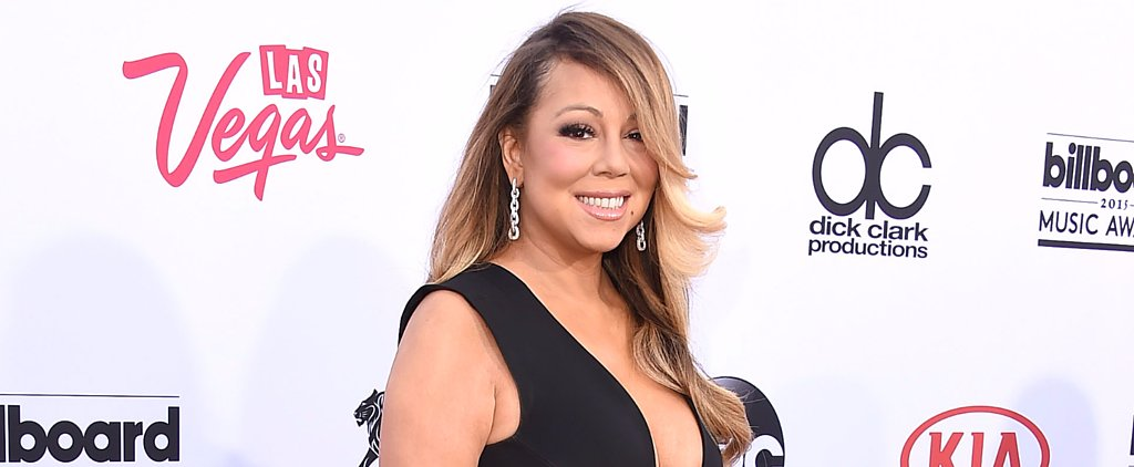 See How Mariah Carey Spent Her Day at Disneyland