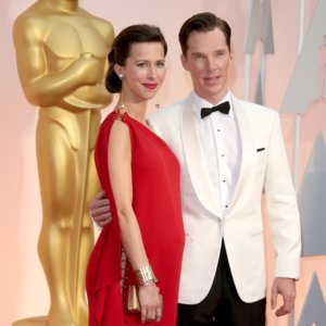 Benedict Cumberbatch Sophie Hunter Welcome First Baby Son