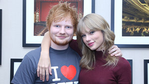 Ed Sheeran's Career Goals: I Want to Catch Up With Taylor Swift