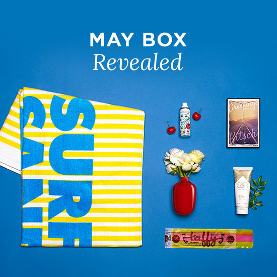 POPSUGAR Must Have May Must Have Box 2015 Reveal