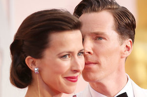 15 Times Benedict Cumberbatch And Sophie Hunter Ruled The Red Carpet