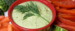 Make This Instead of Hummus: Protein-Packed Lemon Dill White Bean Dip