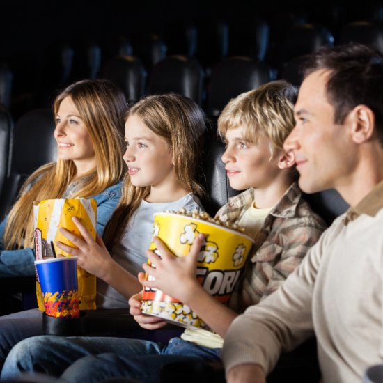 Summer 2015 Family Movies