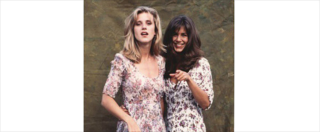 Jennifer Aniston's TBT Is Surprisingly on Trend