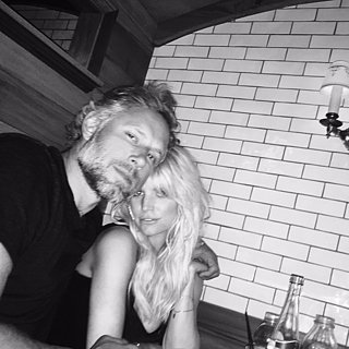 Jessica Simpson and Eric Johnson Sexy Anniversary