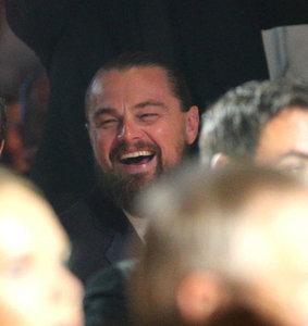 Leonardo DiCaprio at Cannes amfAR Gala