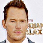 Chris Pratt suspects he'll face a test of fatherhood