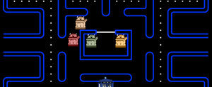 You've Never Seen a Game of Pac-Man Like This