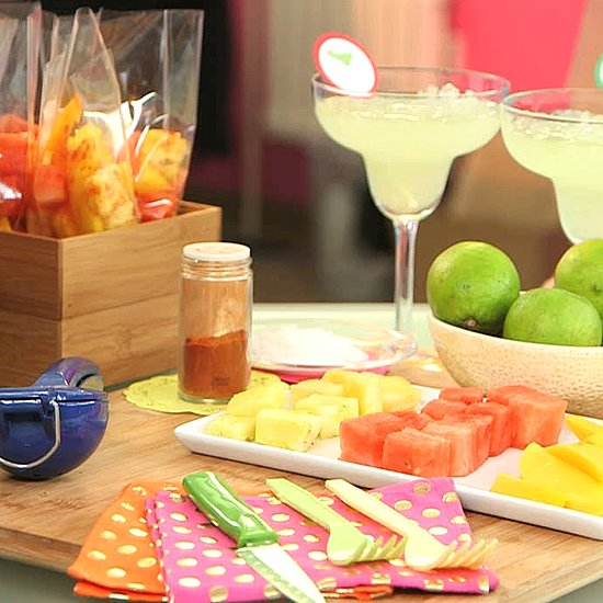 Mexican Fruit Cups