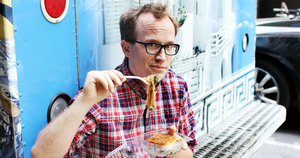 Comedian Chris Gethard Obsesses Over His Soda Collection