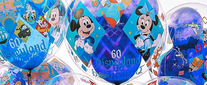 Disneyland's 60th Anniversary Celebrations Look Like SO MUCH FUN