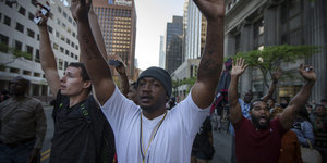 Protests In Cleveland After Brelo Verdict