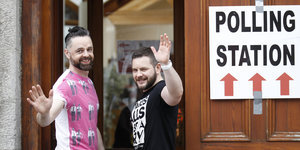 Ireland Votes To Legalize Gay Marriage, Leaders On Both Sides Of Referendum Say