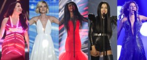 Which Performer Was Best Dressed at the Eurovision Song Contest?