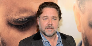 Russell Crowe Reacts To Death Of John Nash, 'A Beautiful Mind' Mathematician