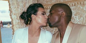 Kim Kardashian Shares New Photos From Her Pre-Wedding Party At Versailles