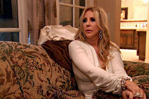 'RHOC' Star Vicki Gunvalson:  'I Don't Want to Look Like a Plastic Barbie Doll'