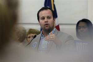Josh Duggar's 2008 Incest Joke Pretty Creepy in Retrospect