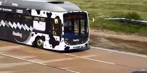How Fast Can A Poop-Powered Bus Go?