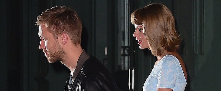 Taylor Swift Follows Calvin Harris's Lead on Their Sweet Date Night