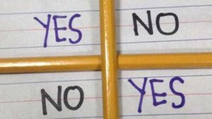 People Are Freaking Out Over The Charlie Charlie Challenge
