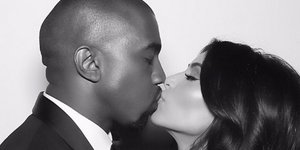 Kanye West's Anniversary Tweet To Kim Kardashian Will Make You Believe In Love