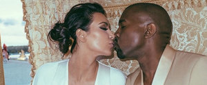 Kanye West's Anniversary Tweet to Kim Kardashian Is Extremely Romantic