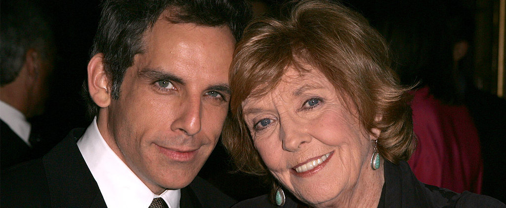 Ben Stiller Thanks Fans For Their Support After His Mom's Death