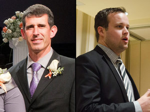 """Jessa Duggar's Father-In-Law To Josh Duggar: """"Hang In There"""""""