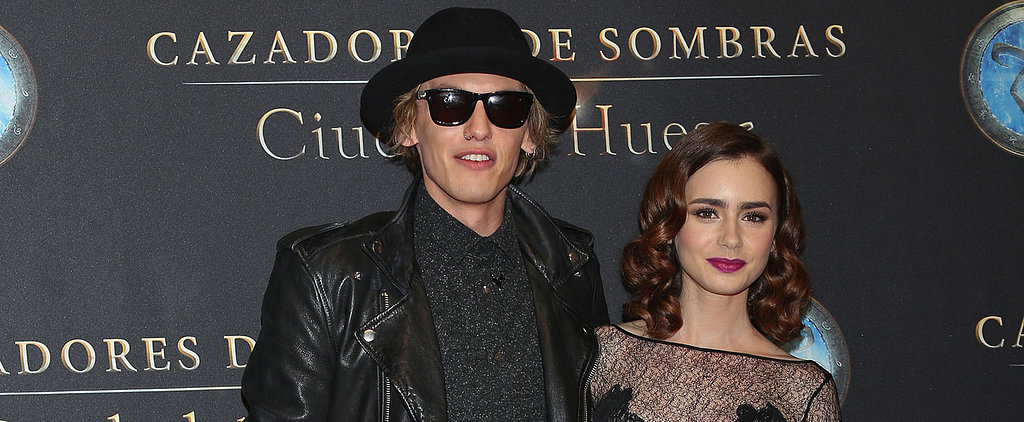 Are Lily Collins and Jamie Campbell Bower Back Together?