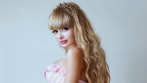 "There's A New ""Human Barbie"" From Russia [Photos]"