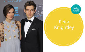 Keira Knightley and James Righton Welcome First Child!