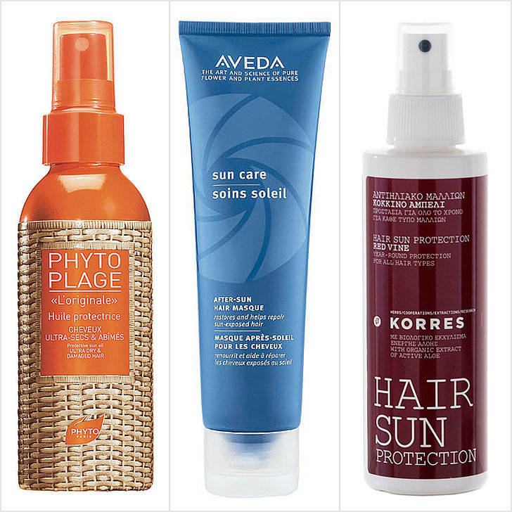 Best Sun Protection For Hair Products POPSUGAR Beauty UK