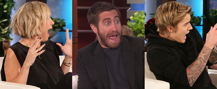 You'll Crack Up Watching All of Ellen DeGeneres's Hilarious Scares