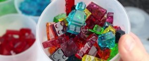 Treat Yourself and Make This Awesome Lego Gummy Candy