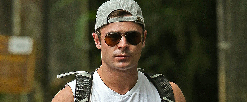 You'll Never Guess Who Joined Zac Efron on His Hawaiian Hike