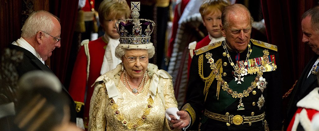 5 Things to Know About Queen Elizabeth's Extravagant Crown