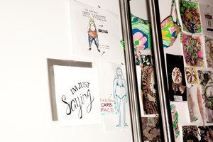 Fat-Shaming Posters at the Lilly Pulitzer HQ Cause Outrage