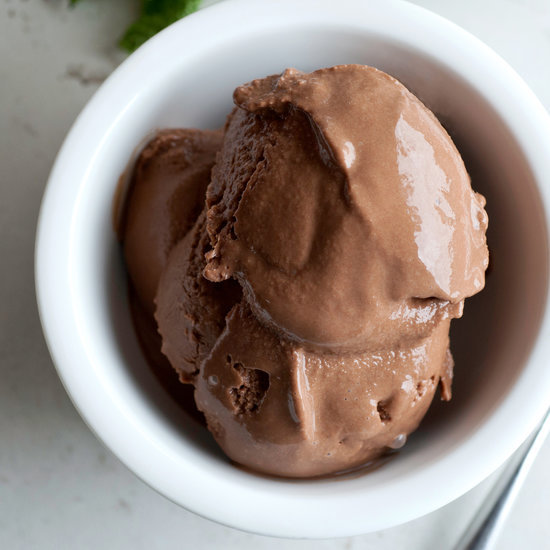 Coffee-Mocha Frozen Yogurt