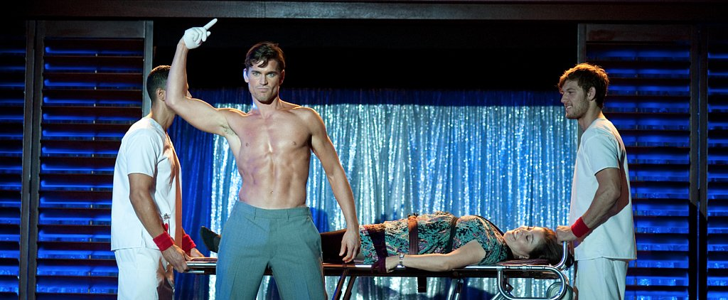 Yes, Matt Bomer Will Have More Lines in Magic Mike XXL