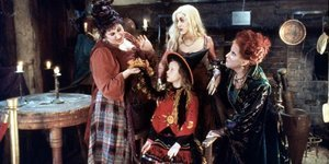 'Hocus Pocus' Stage Show Is Going To Put A Spell On You At Disney World