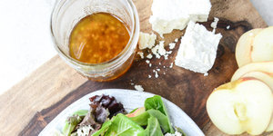 Here's How To Make The Perfect Homemade Salad Dressing