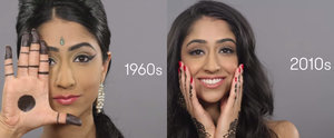 Watch 100 Years of Indian Beauty in Under 2 Minutes