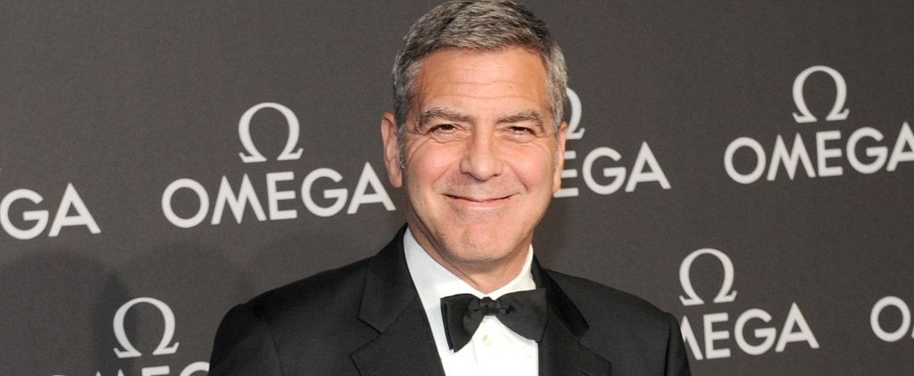 George Clooney Has No Plans For Plastic Surgery