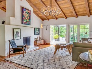 Tour Jason Biggs' Midcentury Beverly Hills Estate