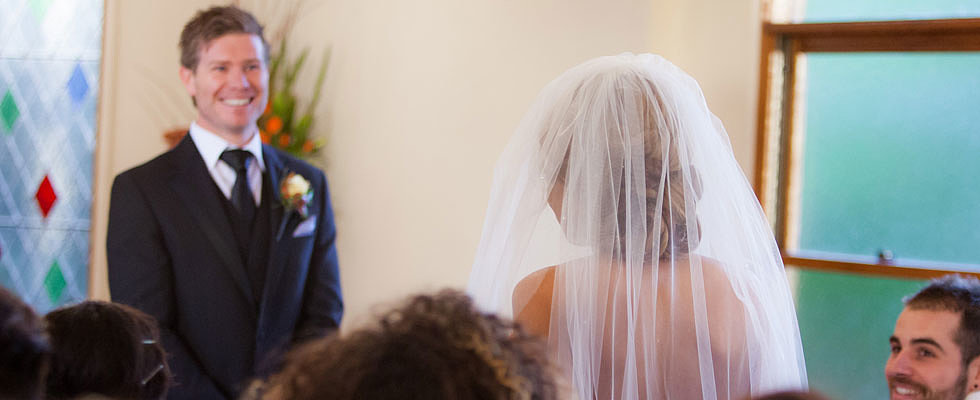 Alex and Zoe's Wedding Pics: The Walk Down the Aisle We'll Never Forget