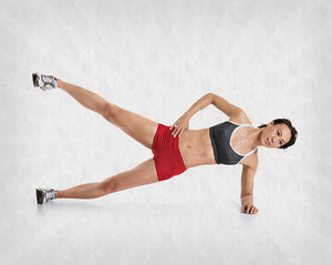 The Abs-Sculpting Move You'll Love (And Love to Hate)