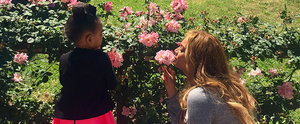 Blue Ivy Is Too Cute For Words in New Vacation Pictures With Beyoncé